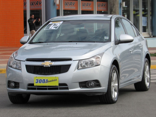 Imagem 1 de 15 de Chevrolet Cruze 1.8 Lt 16v Sedan