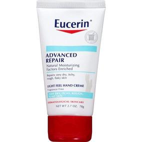 Crema Eucerin Advanced Repair Para Manos 78g