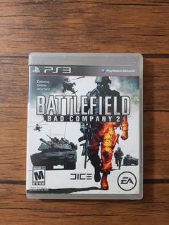Battlefield Bad Company 2 Playstation 3 Ps3 Buen Estado