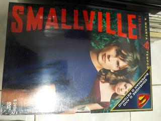 Smalville 4 Temporada Lacrado
