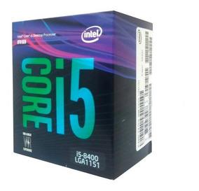 Processador I5 8400 4.0ghz 9mb Cache Six Core Lga1151 Ddr4