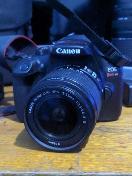 Canon Eos Rebel T6 Semi Nova *leia A Descrição*