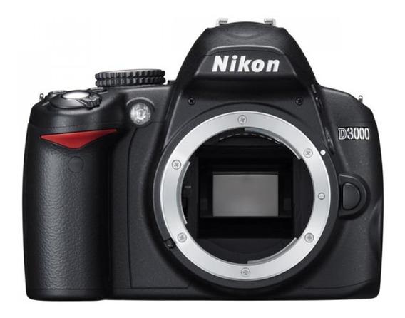 Câmera Nikkon D 3000