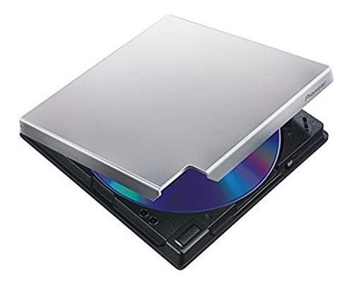Pioneer Blu-ray Externo Burner Bdr Xd05s Mac Leitor Disco