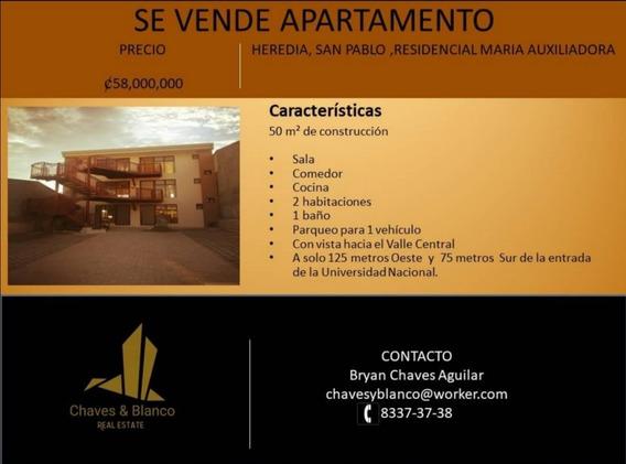 Apartamento En Residencial Alta Plusvalía