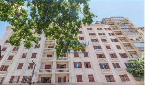 Apartamento Com 3 Dormitórios À Venda, 110 M² Por R$ 650.000,00 - Campos Elíseos - São Paulo/sp - Ap63074