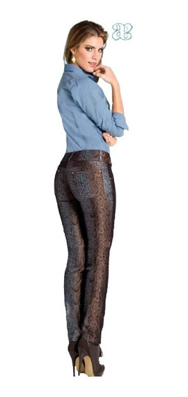 Jeans Andrea Nuevos Originales Y Muy Modernos Talla 7