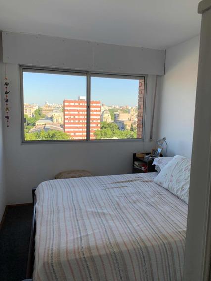 Apartamento De 2 Dormitorios Con Gran Vista Al Frente, .