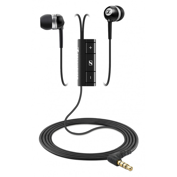 Fone Tipo Earphone Com Controle E Microfone Sennheiser Mm701
