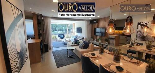 Apartamento Com 3 Dormitórios À Venda, 84 M² Por R$ 606.000,00 - Vila Andrade - São Paulo/sp - Ap2946
