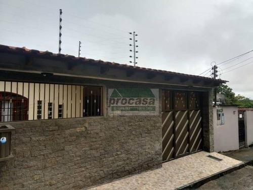 Imagem 1 de 19 de Casa Com 4 Dormitórios À Venda, 500 M² Por R$ 650.000 - Bairro Da Paz - Manaus/am - Ca0845