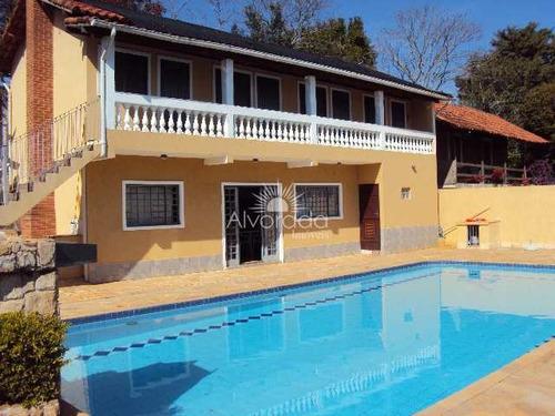 Imagem 1 de 30 de Casa De Condomínio Com 3 Dorms, Centro, Morungaba - R$ 1.1 Mi, Cod: Cf034 - Vcf034