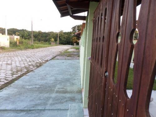 Boa Casa Escriturada Em Itanhaém,confira!! 2400 J.a