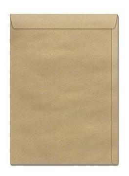 Envelope Kraft Natural 20x28 Caixa Com 250 - Foroni