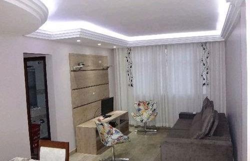 Imagem 1 de 7 de Apartamento Para Venda, 2 Dormitório(s) - 8316