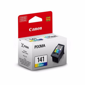 Kit 02 Cartuchos Canon 01 Pg140 01 Cl141 Mg3610, 4110