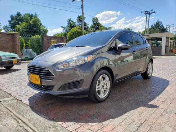Ford Fiesta Se At 1600 Cc 2017
