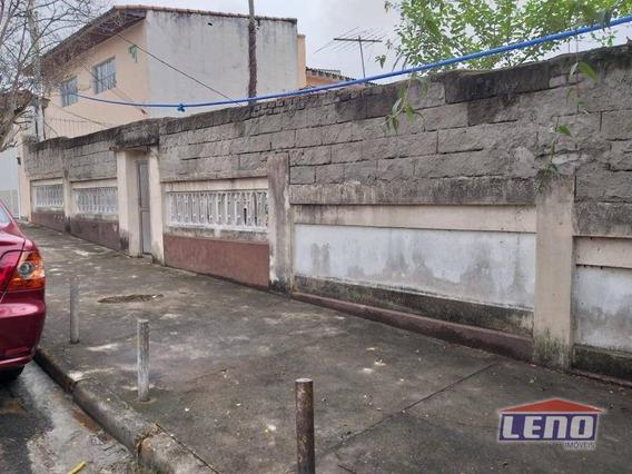 Terreno À Venda, 800 M² Por R$ 1.600.000 - Vila Granada - São Paulo/sp - Te0057