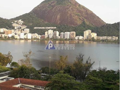 Sala À Venda, 1 Vaga, Jardim Botânico - Rio De Janeiro/rj - 22391