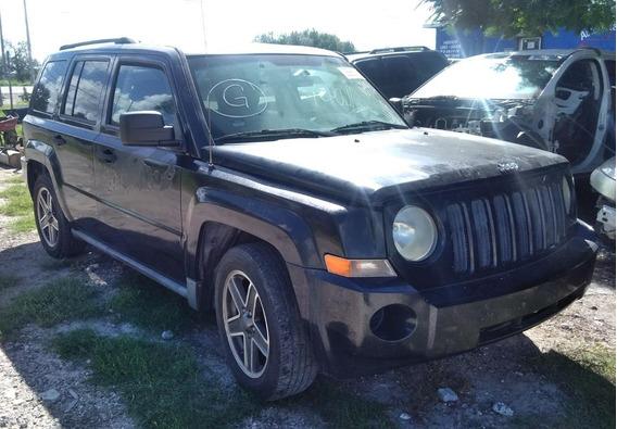 Jeep Patriot 2009 ( En Partes ) 2007 - 2010 Motor 2.4 Aut
