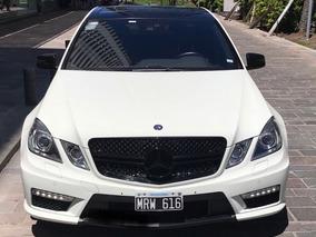 Mercedes Benz Clase E 6.3 E63 Amg W212 557cv 2013