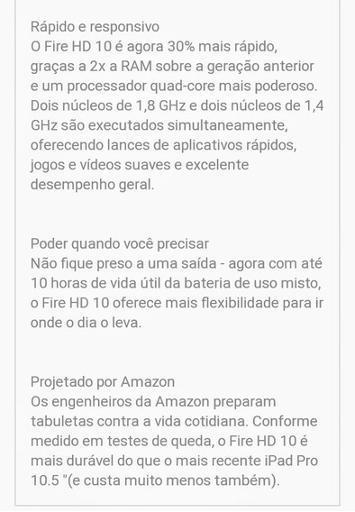 Tablet Fire Hd 10.1 Alexa Hands-free,1080p Full Hd 32gb-usa