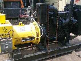 Generador Planta De Luz Potencia 80 Kw 100 Kva Motor Perkins