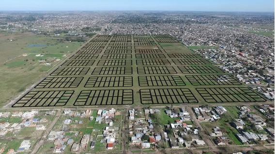 Emprendimiento Loteo - Terrenos Almafuerte - Glew