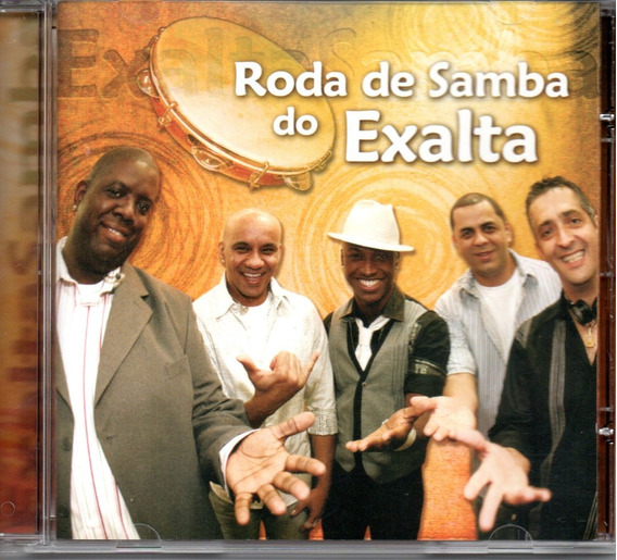 EXALTASAMBA CD NOVO BAIXAR DO
