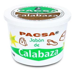 Jabón De Calabaza Pacsa Para Calzado Piel 125 Gramos