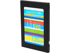 Ssd 120gb Evo L3 Teamgroup Sata Iii 2.5 7mm Ultra Slim