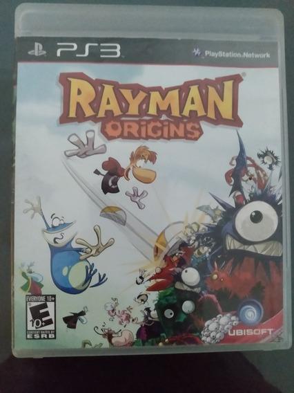 Jogo Rayman Origins P/ Ps3 Original