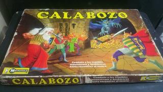 Juego Calabozo Montecarlo Vintage