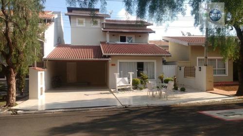 Casa À Venda, 168 M² Por R$ 850.000,00 - Condomínio Okinawa - Paulínia/sp - Ca0076