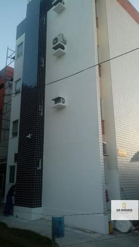 Imagem 1 de 15 de Apartamento À Venda, 3 Quartos, 1 Vaga, Gruta De Lourdes - Maceió/al - 27