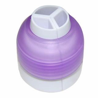 Acoplador De Plástico De 3 Colores Para Boquillas Repostería
