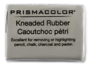 Borrador De Goma Moldeable Prismacolor - No Faber Castell 12