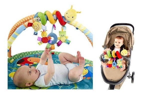 Móbile Multifuncional Para Bebês