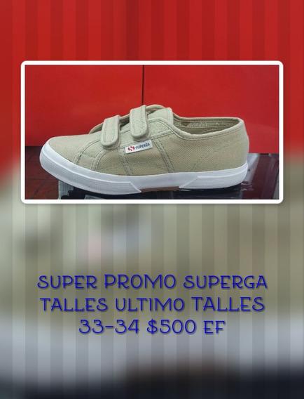 Zapatillas Superga Unisex Liquidación