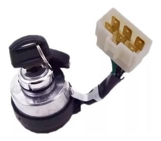 Llave Contacto Generadores 6 Cables