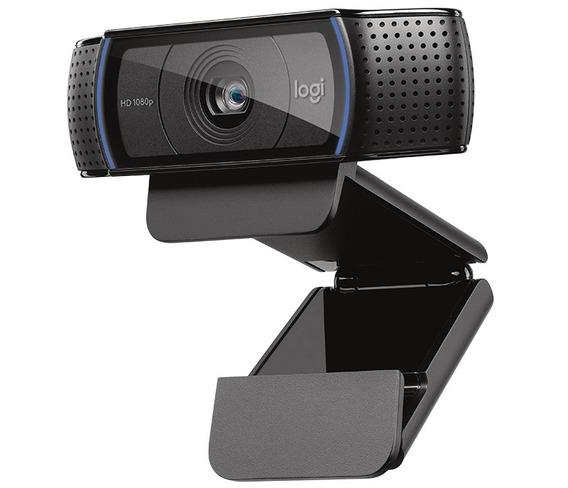 Webcam Logitech C920 - Câmera Web - Usb