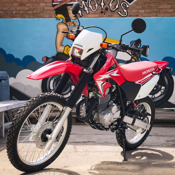Honda Xr 250 Tornado - Color Rojo - Oferta De Contado -