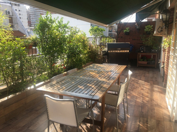 Alquiler Semipiso 4amb C/ Balcon-terraza Y Cochera