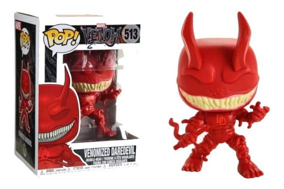 Funko Pop Marvel Venom Venomized Daredevil 513