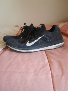 Cromático Formación septiembre  Nike Zoom Winflo 5 Negras - Deportes y Fitness Usado en Mercado Libre  Argentina