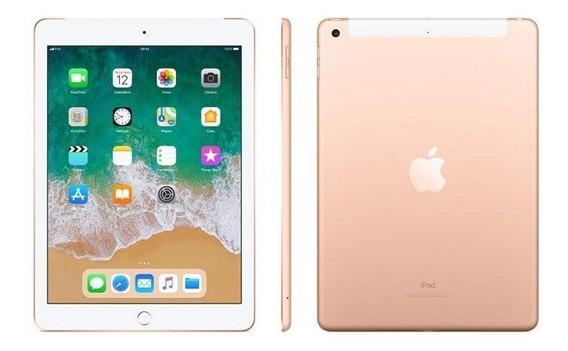 Novo iPad Apple, Tela Retina 9.7, 128gb, Wi-fi + Cellular