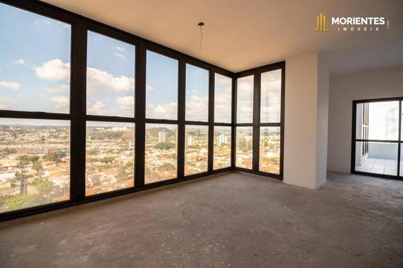 Apartamento Com 4 Dormitórios À Venda, 246 M² Por R$ 1.499.783 - Anitta Garibaldi - Vila Isabel Eber - Jundiaí/sp - Ap0188