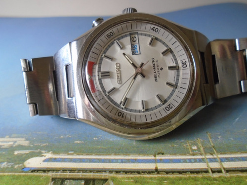 Seiko Bell Matic Alarm 4006 6040 S'1979 Garantia