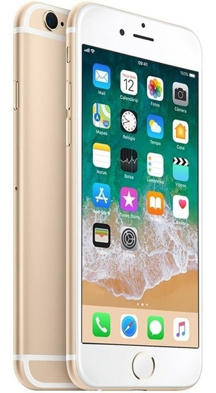 iPhone 6 64gb Refurbished Dourado
