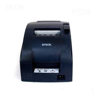 Impresora De Tickets Epson Tm-u220d Sin Cable De Impresora